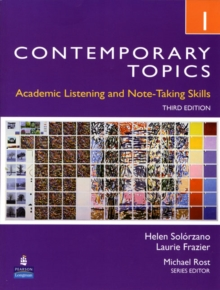 CONTEMPORARY TOPICS 1      3/E STBK                 235570