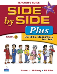 Side by Side Plus Teacher's Guide 2, Paperback / softback Book