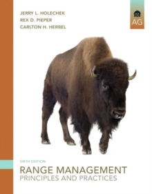 Range Management : Principles and Practices, Paperback / softback Book