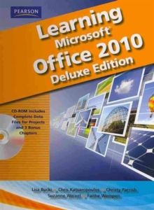 Learning Microsoft Office 2010 Deluxe Editions (Hard Cover) -- CTE/School, Hardback Book
