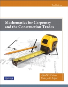 Mathematics for Carpentry and the Construction Trades, Paperback / softback Book