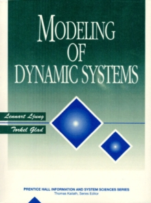 Modeling of Dynamic Systems, Paperback Book