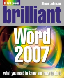 Brilliant Word 2007, Paperback Book
