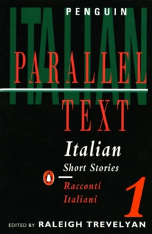 Italian Short Stories, Paperback Book