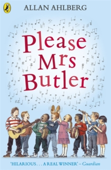 Please Mrs Butler, Paperback / softback Book