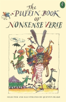 The Puffin Book of Nonsense Verse, Paperback Book