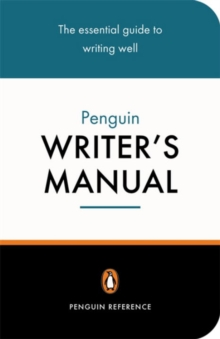 The Penguin Writer's Manual, Paperback Book