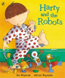 Harry and the Robots, Paperback Book