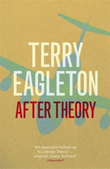 After Theory, Paperback Book