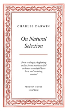On Natural Selection, Paperback Book