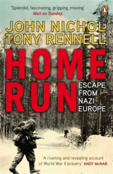 Home Run : Escape from Nazi Europe, Paperback Book