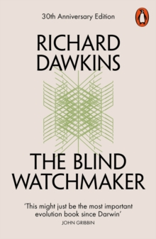 The Blind Watchmaker, Paperback Book