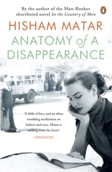 Anatomy of a Disappearance, Paperback / softback Book