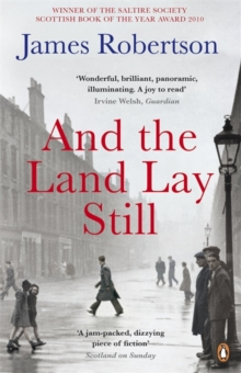 And the Land Lay Still, Paperback Book