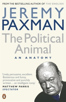 The Political Animal, Paperback Book