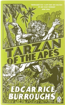 Tarzan of the Apes, Paperback Book