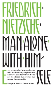 Man Alone with Himself, Paperback Book