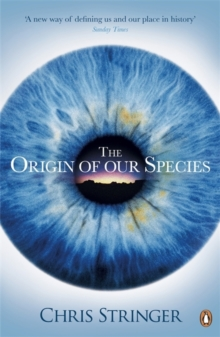 The Origin of Our Species, Paperback Book