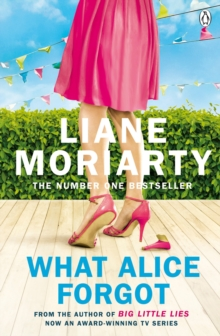 What Alice Forgot, Paperback Book