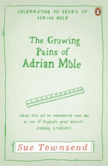 The Growing Pains of Adrian Mole : Adrian Mole Book 2, Paperback Book