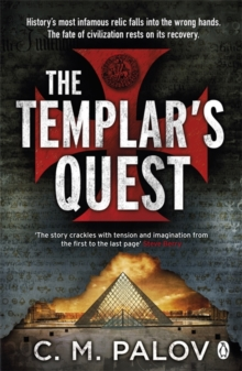 The Templar's Quest, Paperback Book