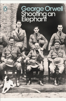 Shooting an Elephant, Paperback Book