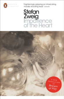 Impatience Of The Heart, Paperback Book