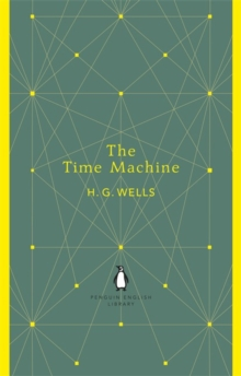 The Time Machine, Paperback Book