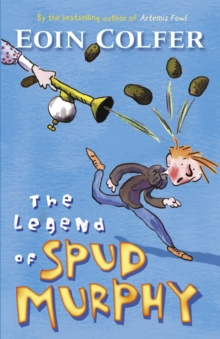 The Legend of Spud Murphy, Paperback Book