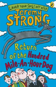 Return of the Hundred-mile-an-hour Dog, Paperback Book