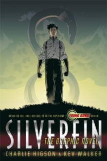 SilverFin: The Graphic Novel, Paperback Book