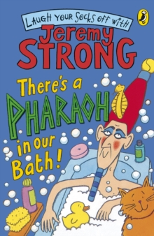 There's a Pharaoh in Our Bath!, Paperback Book