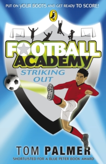 Football Academy: Striking Out, Paperback Book