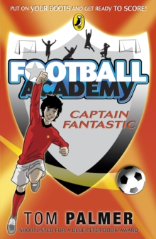 Football Academy: Captain Fantastic, Paperback Book