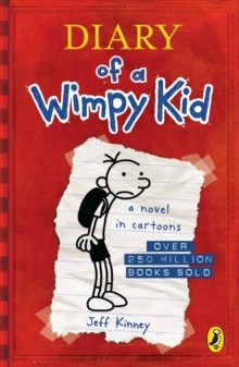Diary Of A Wimpy Kid (Book 1), Paperback Book