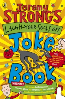 Jeremy Strong's Laugh-Your-Socks-Off Joke Book, Paperback Book