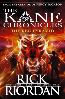 The Red Pyramid (The Kane Chronicles Book 1), Paperback / softback Book