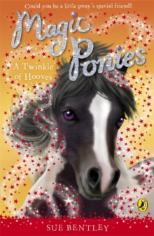 Magic Ponies: A Twinkle of Hooves, Paperback Book
