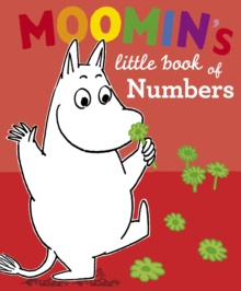 Moomin's Little Book of Numbers, Board book Book