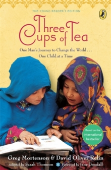 Three Cups of Tea, Paperback Book