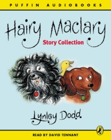 Hairy Maclary Story Collection, CD-Audio Book