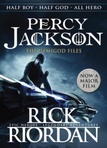 Percy Jackson: The Demigod Files (Film Tie-in), Paperback Book