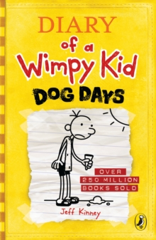 Dog Days (Diary of a Wimpy Kid book 4), Paperback Book