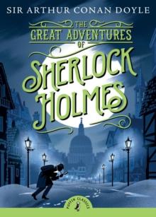 The Great Adventures of Sherlock Holmes, Paperback Book