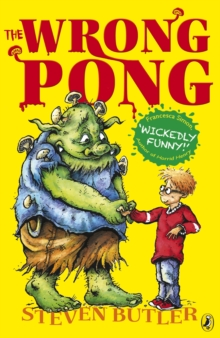 The Wrong Pong, Paperback Book