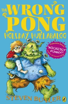 The Wrong Pong: Holiday Hullabaloo, Paperback Book