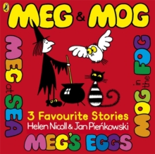 Meg and Mog: Three Favourite Stories, Paperback Book