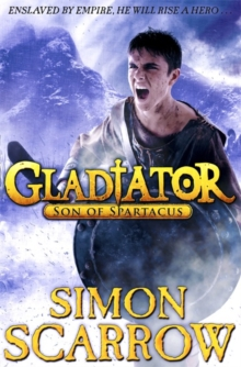Gladiator: Son of Spartacus, Paperback Book