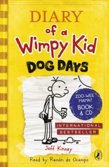 Dog Days (Diary of a Wimpy Kid book 4), Mixed media product Book
