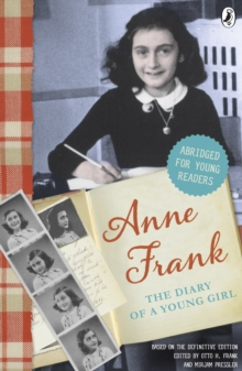 The Diary of Anne Frank (Abridged for young readers), Paperback Book